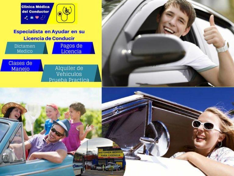 Dictamen Medico para Licencia - www.dictamenmedicocr.com